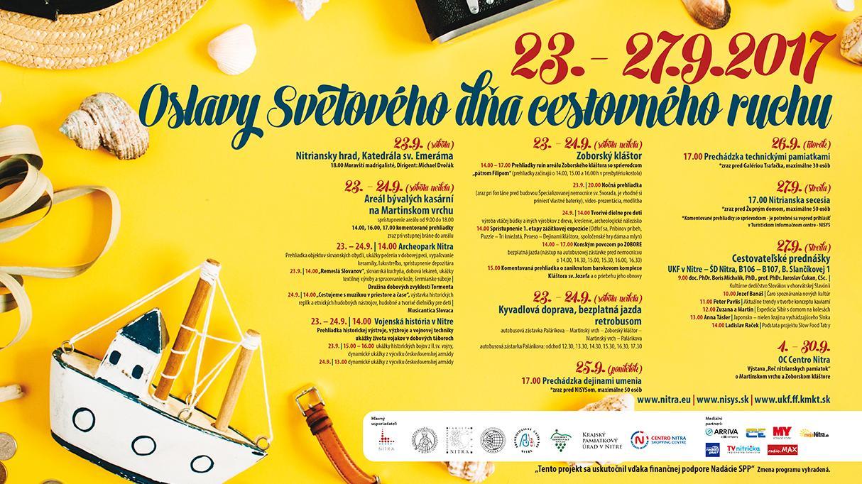 ac43342c7 Svetový deň cestovného ruchu v Nitre
