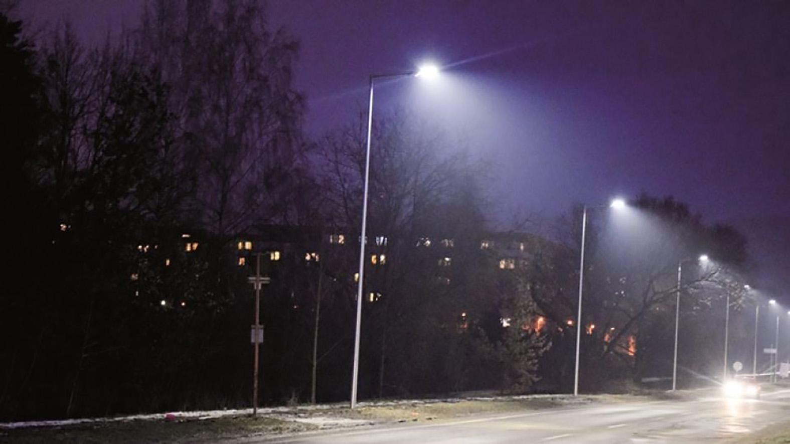 93dc451b4 Mesto investovalo do modernizácie verejného osvetlenia 7,86 milióna eur