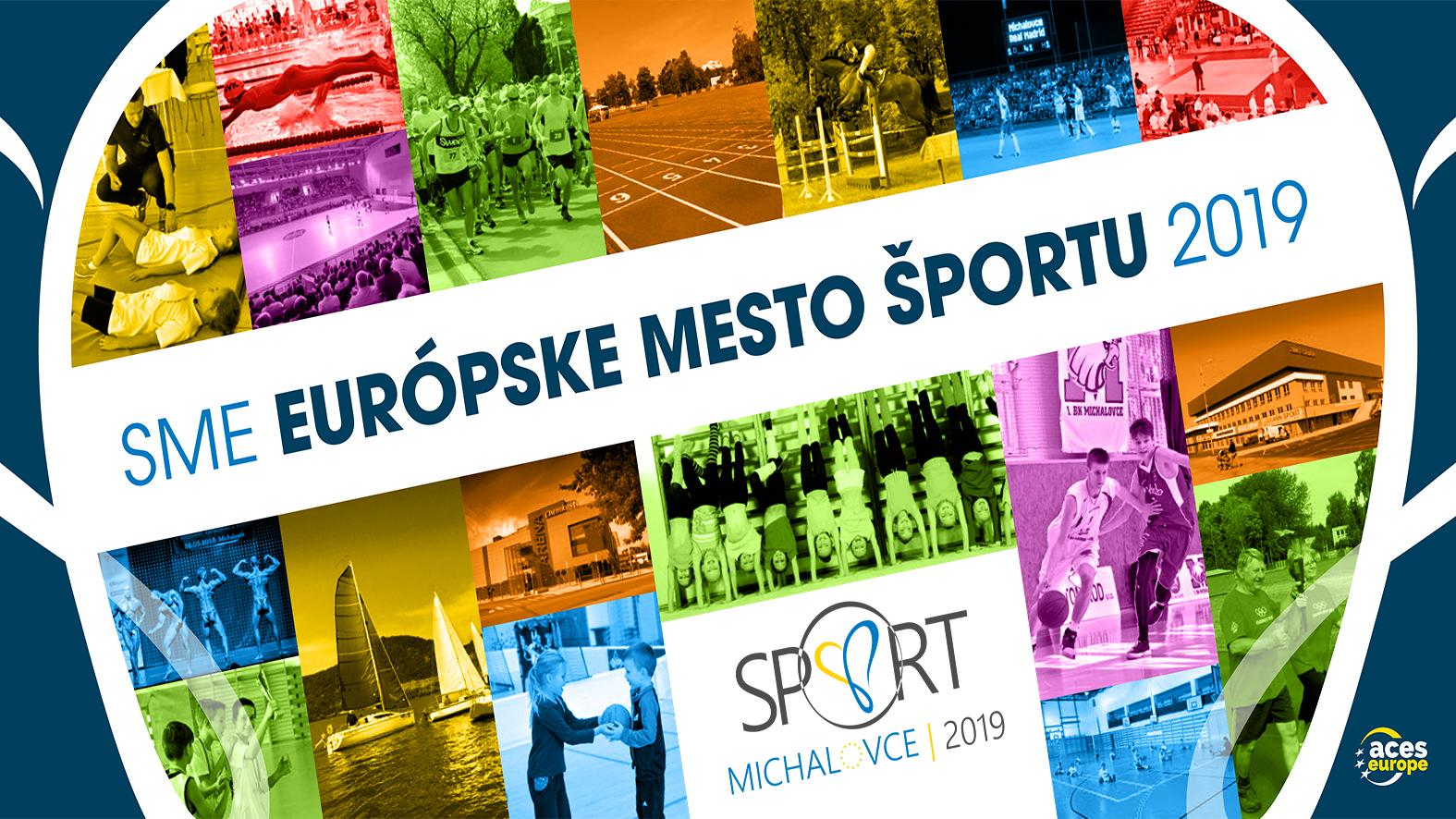 64b516a18b4c7 Začal sa rok plný športu – Michalovce sú Európskym mestom športu